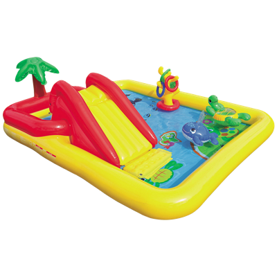 PLAY CENTER INFLABLE INTEX OCEAN 19621