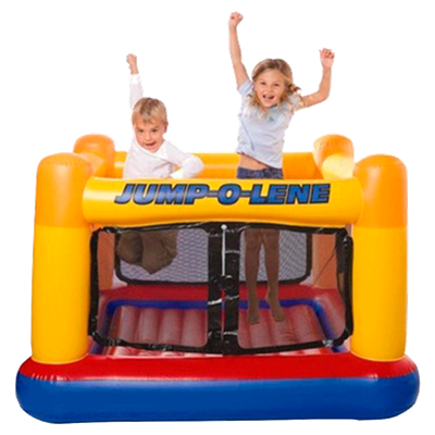 INFLABLE INTEX PLAYHOUSE SALTARIN