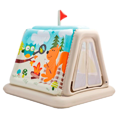 INFLABLE INTEX CASITA ANIMALS