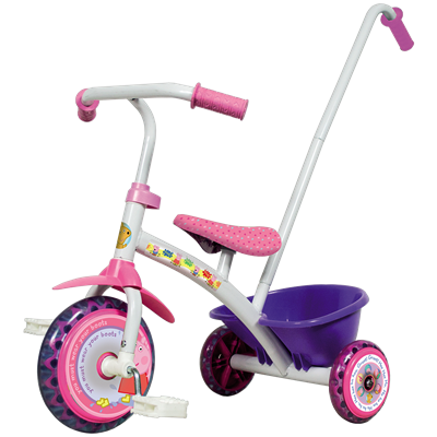 TRICICLO LITTLE PEPPA PIG 301801