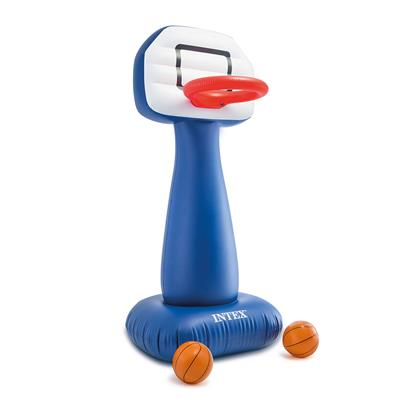 INFLABLE INTEX ARO DE BASQUET CON PELOTA