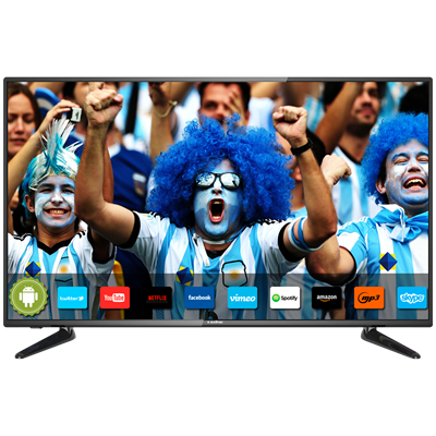 "SMART TV AUDINAC 32"" HD AUDIPRO"
