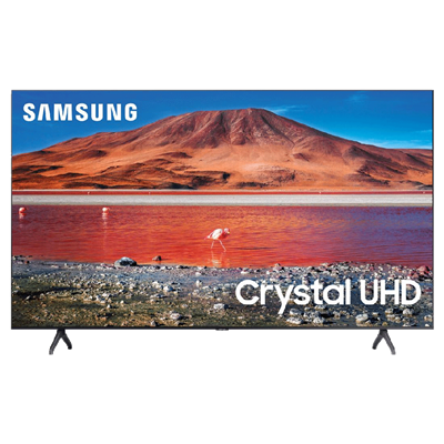 "SMART TV SAMSUNG DE 50"" UN50TU7000GCZB.4K.LED."