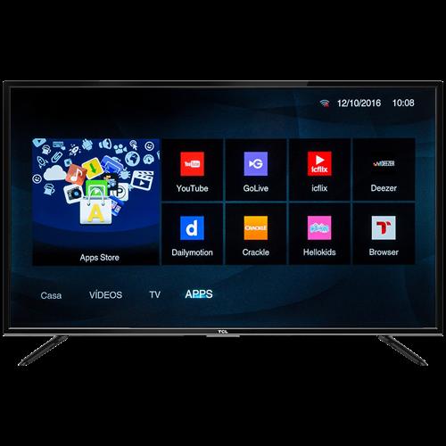 ba90e8ef0b062 SMART TV TCL 32 HD L32S4900-S6.SMART.NETFLIX. - Casa del Audio ...
