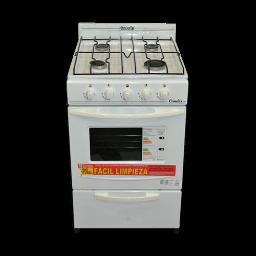 Cocina escorial candor gas envasado casa del audio art culos del hogar y electrodom sticos - Cocina de gas precios ...