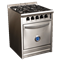 COCINA PEABODY PROFESIONAL INDUSTRIAL 60CM