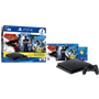 PS4 SONY SLIM 500GB GOW 3 + U4 + HZD + 3M PSPLUS