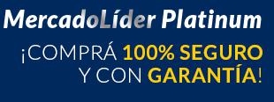 Somos MercadoLíder Platinum!